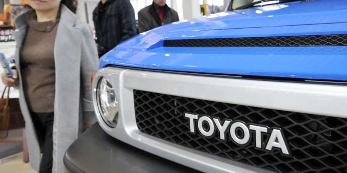 Toyota double ses ventes au printemps.
