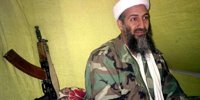 Oussama Ben Laden, en 1988, année de la création d'Al-Qaida.