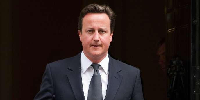 Le premier ministre britannique David Cameron est-il la prochaine victime du scandale