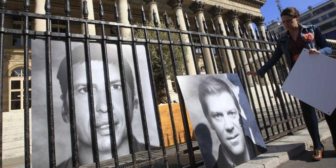 Les deux journalistes de France Télévision Hervé Ghesquière et Stéphane Taponier ont été libérés le 29 juin.