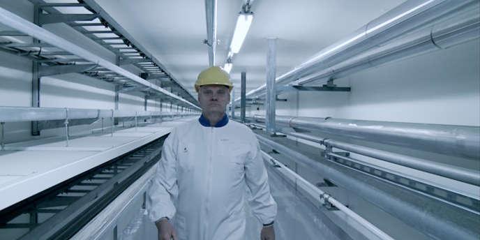 Une image du film documentaire danois de Michael Madsen (II),