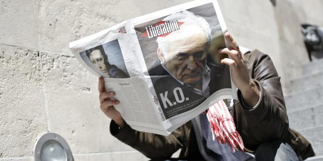 Le sociologue Eric Maigret voit dans l'affaire DSK une