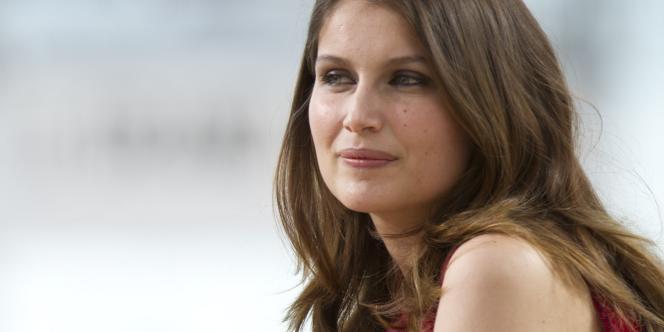 L'actrice et mannequin Laetitia Casta en mai 2011.