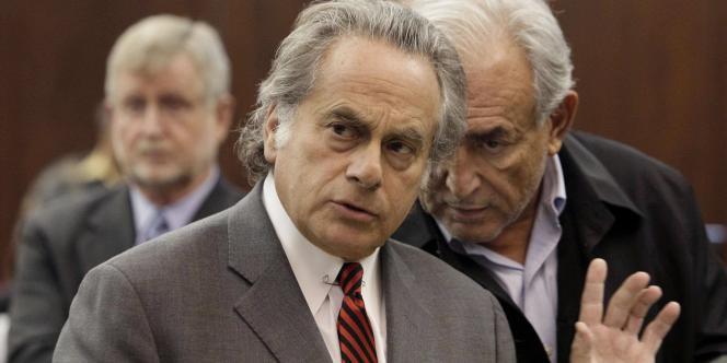 L'avocat de Dominique Strauss-Kahn Benjamin Brafman est considéré comme l'un des ténors du barreau de New York.