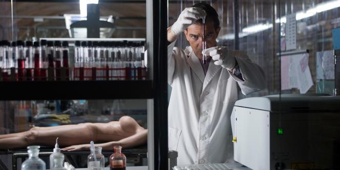 Antonio Banderas dans le film espagnol de Pedro Almodovar,