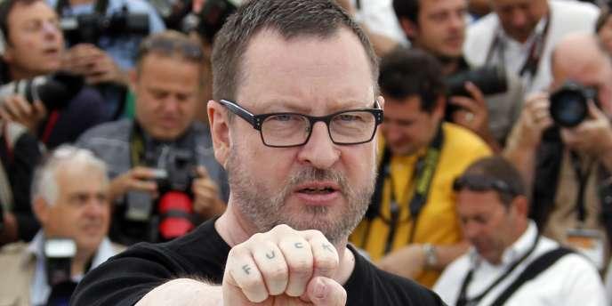 Le réalisateur danois Lars von Trier, qui présente mercredi 18 mai à Cannes