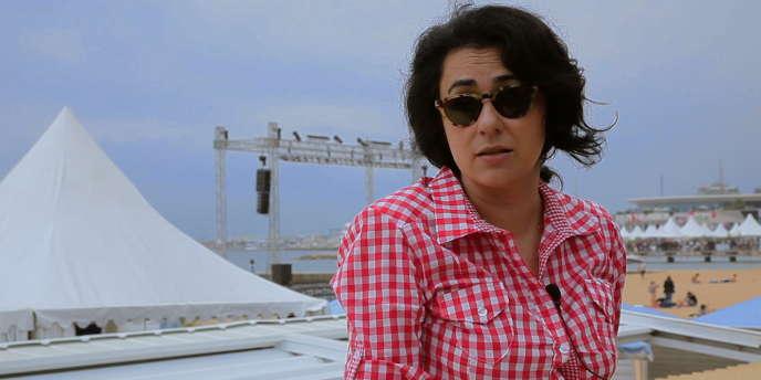 Leïla Kilani, réalisatrice de