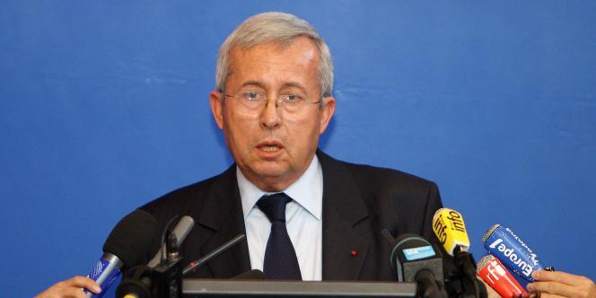 L'ancien directeur général d'Air France, Pierre-Henri Gourgeon.