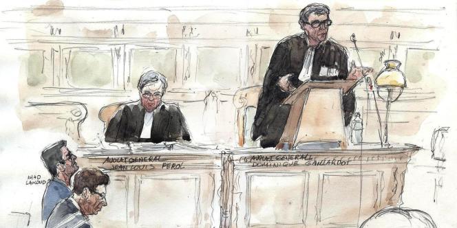 Le procureur Jean-Louis Pérol a estimé que l'ancien premier ministre était coupable de