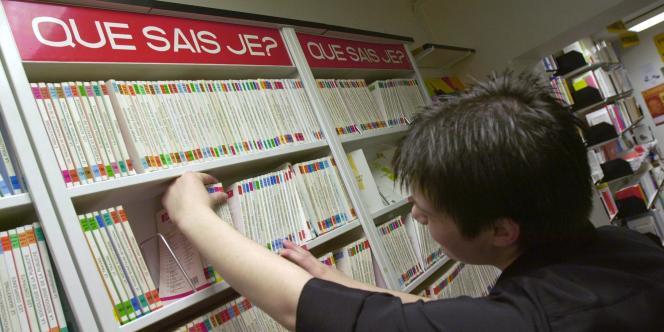 Les éditions PUF publient notamment la collection