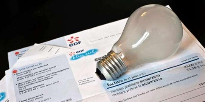 Selon une étude Mediaprism, un tiers des Français reconnaissent avoir des difficultés à payer leur facture d'énergie.
