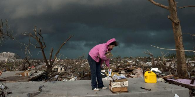 La ville de Joplin, située dans le Missouri aux Etats-Unis, a connu dimanche 22 mai 2011 la pire tornade depuis 1953.