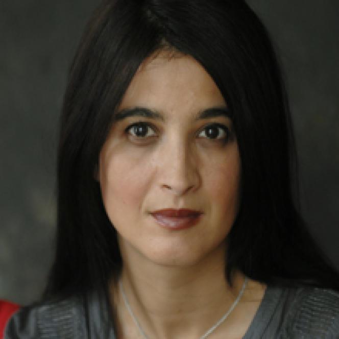 Vanessa Schneider, journaliste politique à Marianne.