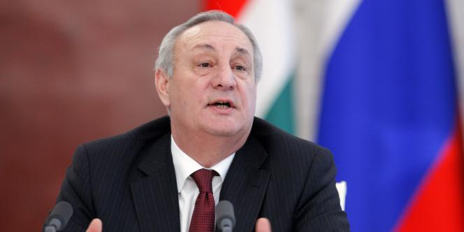 Sergueï Bagapch en février 2010.