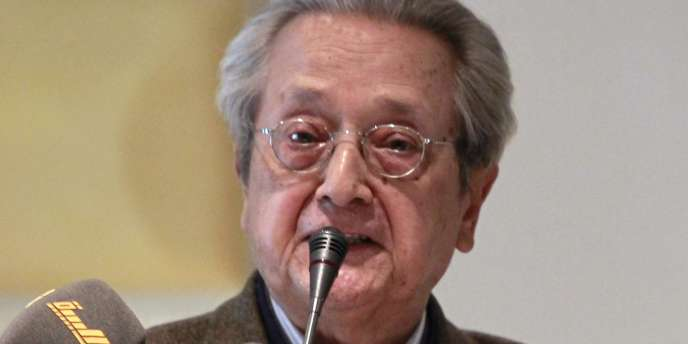Jacques Vergès à Tripoli, le 29 mai.
