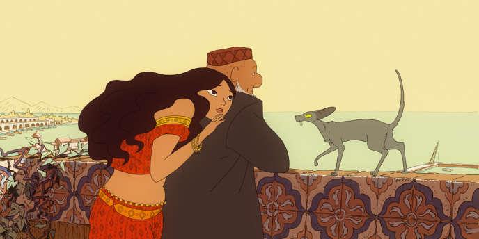 Une image du film d'animation français de Joann Sfar et Antoine Delesvaux,