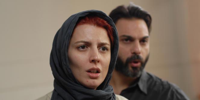 Une scène du film iranien d'Asghar Farhadi,
