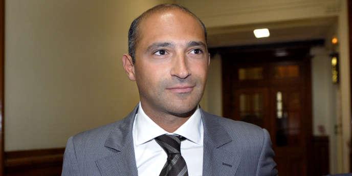 Thomas Fabius en juin 2011, au tribunal de grande instance de Paris.