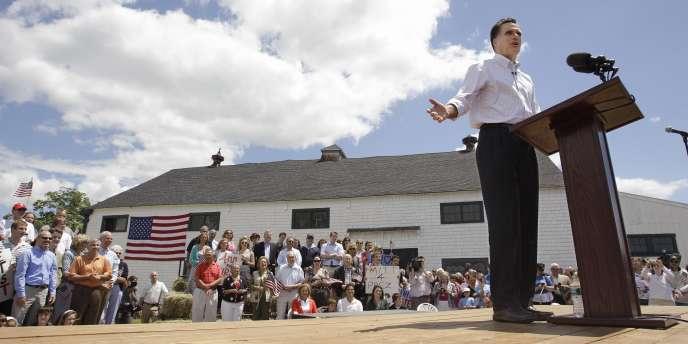 M. Romney est déjà connu du grand public pour avoir tenté une première candidature à l'investiture républicaine en 2008. A l'époque, il avait échoué de peu face au sénateur John McCain.
