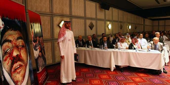 L'opposition syrienne en exil a tenu mercredi sa première réunion officielle à Antalya, en Turquie.