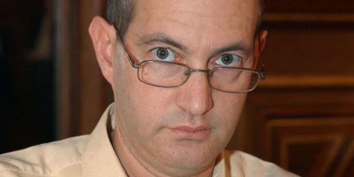 Patrick Weil, historien spécialiste de l'immigration, en 2005 à Paris.