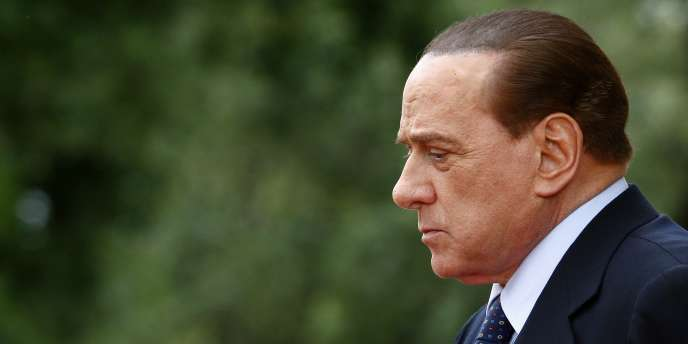 Silvio Berlusconi à Rome, le 3 juin 2011.
