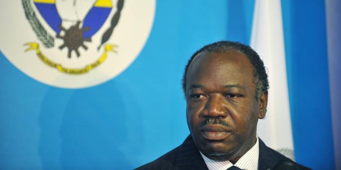 Ali Bongo, à Libreville, le 31 août 2009.