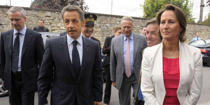 En 2007, Ségolène Royal avait défendu l'idée, aujourd'hui reprise par Nicolas Sarkozy,  d'un encadrement militaire pour les jeunes délinquants.