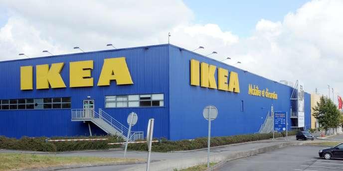 Le directeur du magasin Ikea de Reims a été mis en examen, mercredi 19 juin.