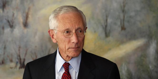 Stanley Fischer, le 17 mars 2010.