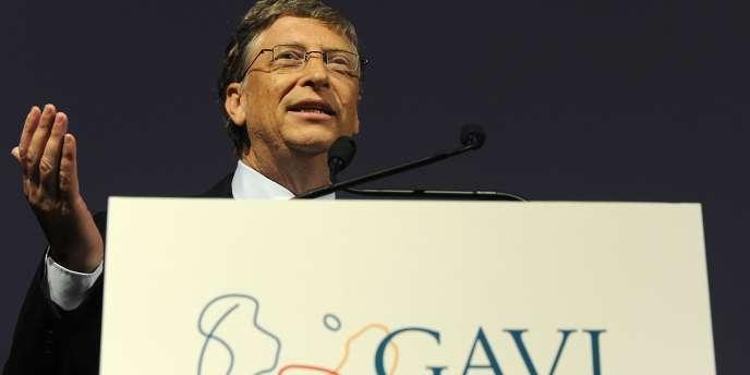 Un milliard de dollars d'aides a été promis par la Fondation Bill et Melinda Gates.