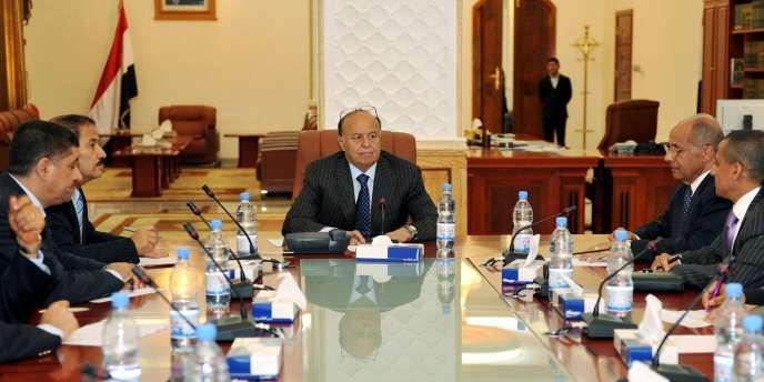 Le vice-président yéminite a reçu un groupe d'opposition partisan de la mise en œuvre d'un plan du Conseil de coopération du Golfe (CCG).
