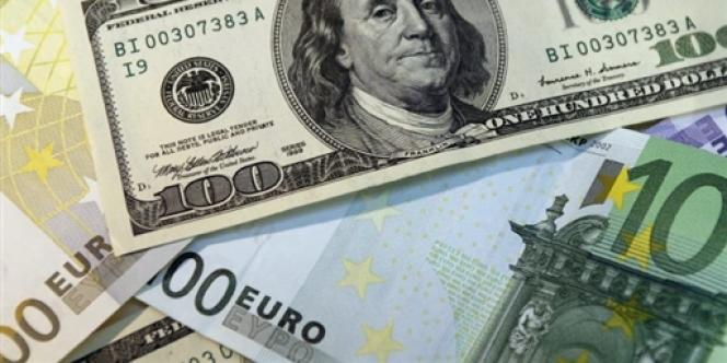 Pour Goldman Sachs, l'euro devrait se situer à 1,15 dollar en 2015 et à un dollar en 2017.