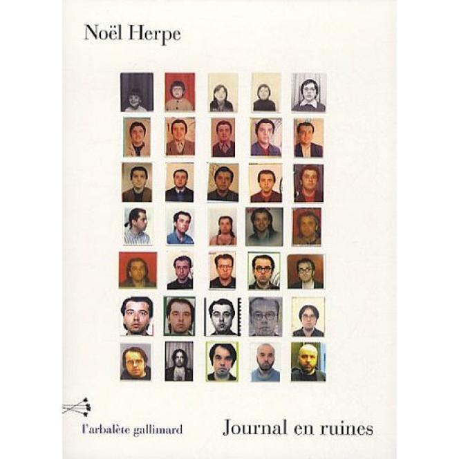 Couverture de l'ouvrage de Noël Herpe