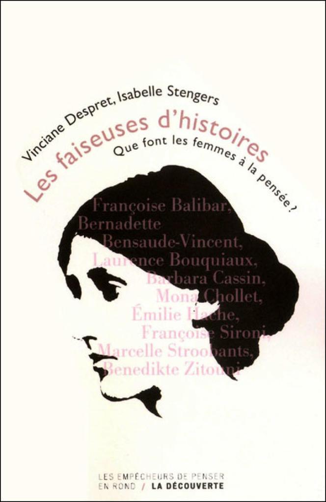 Couverture de l'ouvrage de Vinciane Despret et Isabelle Stengers
