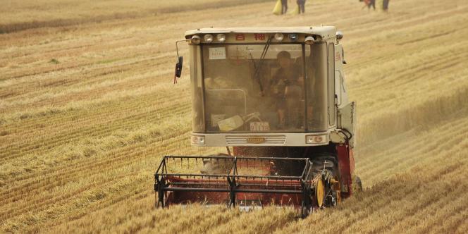 La politique agricole commune représente 38% du budget total de l'Union européenne.