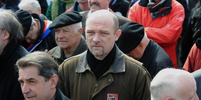 Le président de Chasse, pêche, nature et traditions (CPNT), Frédéric Nihous.