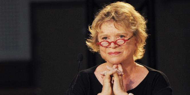 Eva Joly, le 15 juin 2011 à Lille.