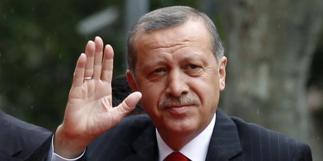 M. Erdogan s'était montré très critique ces derniers jours à l'encontre du président syrien Bachar Al-Assad.
