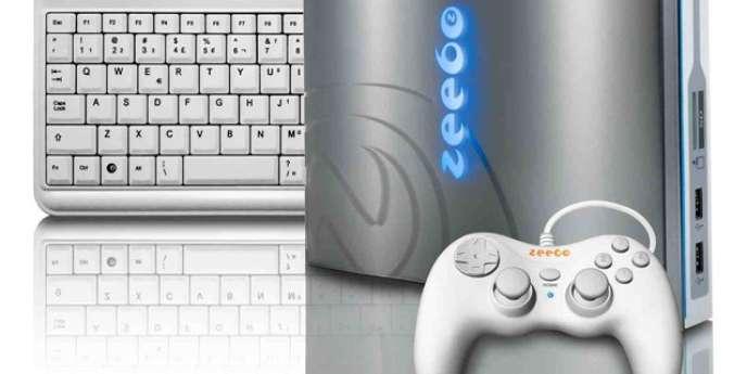 La console Zeebo, populaire au Brésil.