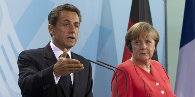 Le président français et la chancelière allemande ne semblent pas avoir la même perception de l'avenir du Fonds européen de stabilité financière.