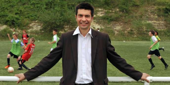 Eric Thomas, président de l'Association française de football amateur (Affa).