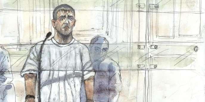 Lors de ses trois procès, les avocats d'Yvan Colonna ne se sont pas privés de railler la crédibilité du super-enquêteur.