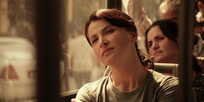 Luli Bitri dans le film albanais de Bujar Alimani,