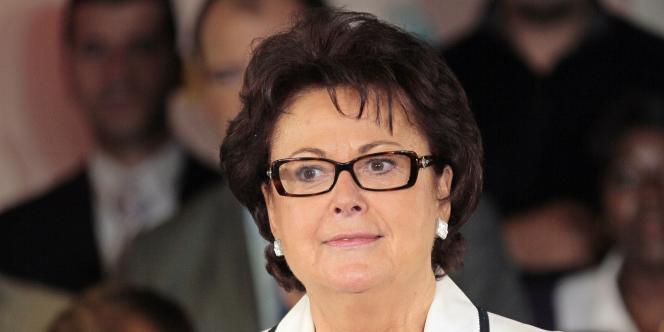 Christine Boutin, en juin 2011.
