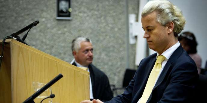 Le dirigeant du Parti de la liberté (PVV) était accusé notamment d'avoir comparé l'islam au nazisme.