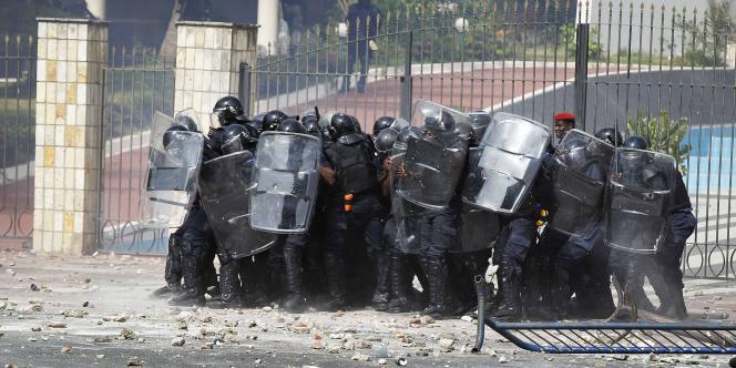 Le projet de réforme de la Constitution du président Wade a déclenché la colère de la rue sénégalaise.