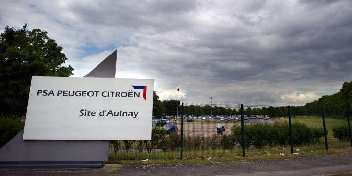 La fermeture du site d'Aulnay-sous-Bois, qui fabrique aujourd'hui la nouvelle Citroën C3, est de nouveau évoqué dans des documents datant de 2010.
