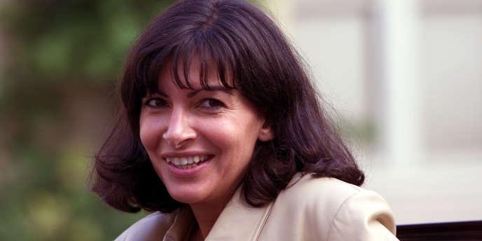 Anne Hidalgo, première adjointe au maire de Paris.