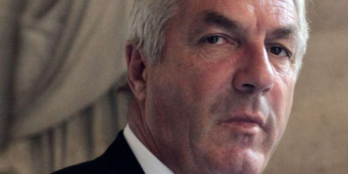 Le député de Côte-d'Or François Sauvadet, ici en 2010, a préparé une proposition de loi visant à décharger les départements de l'accueil des jeunes étrangers isolés.